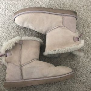 Lilac uggs